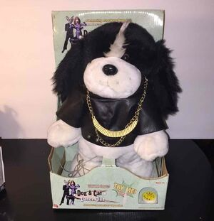 Dog & Cat Dance Club Grooving Cocker Spaniel Plush Musical 13'' Toy Puppy NEW
