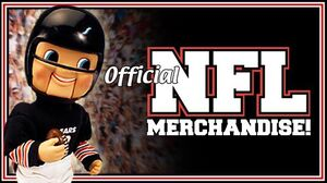 NFL Products Banner