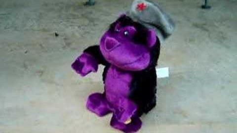 Der Kommissar Monkey-0