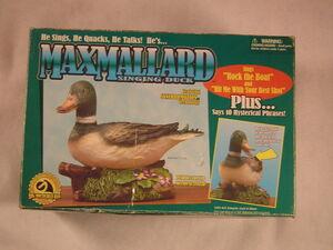 Max mallard's box