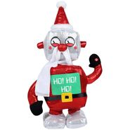 Side Stepper-Christmas Robot Santa