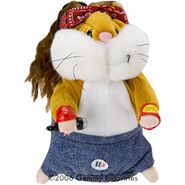 Mini Dancing Hamsters-Izzy