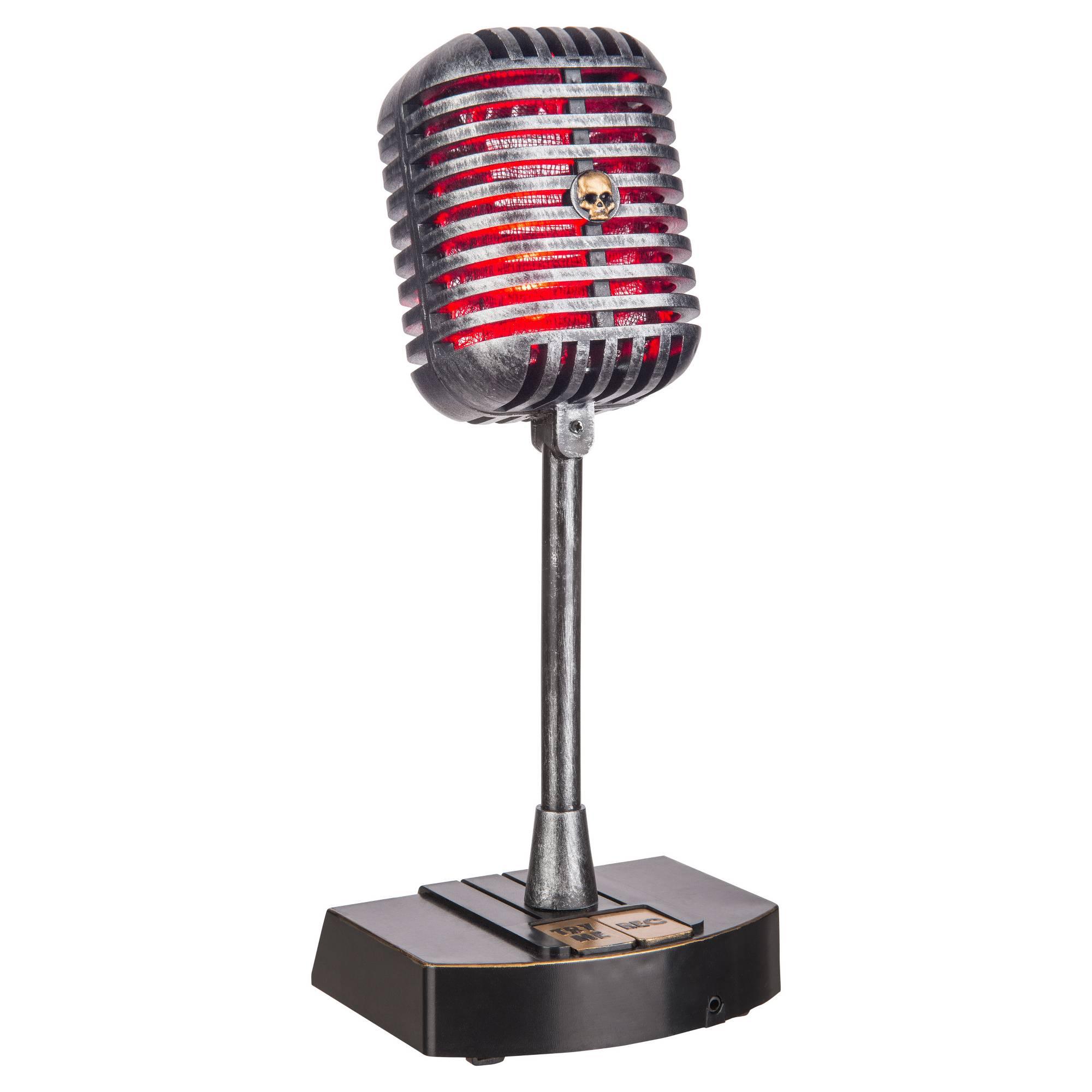 Spooky Voice Microphone | Gemmy Wiki | FANDOM powered by Wikia