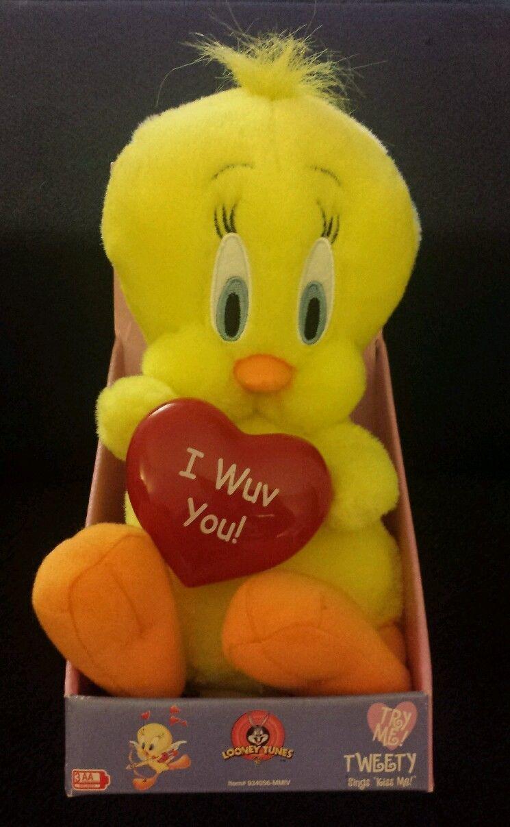 LOONEY TUNES VALENTINEu0026#039;S DAY TWEETY (Sings U0026#039;u0026. Valentineu0027s ...