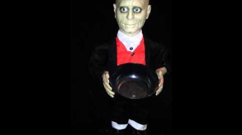 Gemmy Animated Monster Munchies Mini Me Butler
