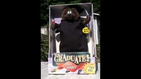 Singing bears-The graduate