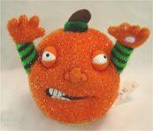 Gemmy dancing glitter pumpkin