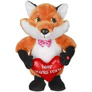 Sidestepper-Valentine Fox