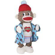 Flirty Flasher-Sock Monkey