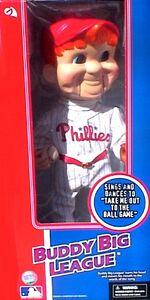 Philadelphia Phillies, BUDDY BIG LEAGUE 17 Singing Figure