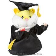 Mini Dancing Hamsters-Phi Beat Hamster