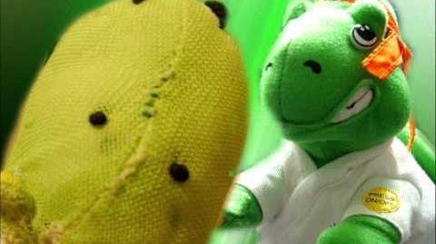 (Gemmy) Kung Fu Turtle!-0