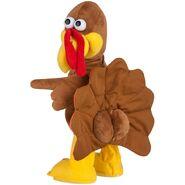 Animated Twerking Turkey