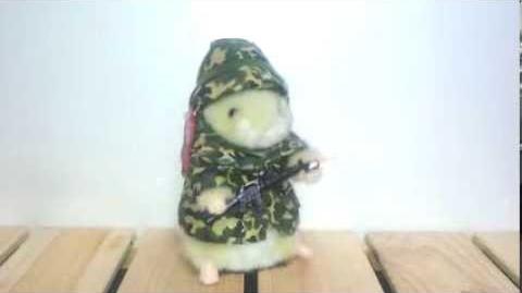 Gemmy2003 Dancing Hamster 「SGT