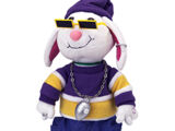 Rapping Easter Bunny