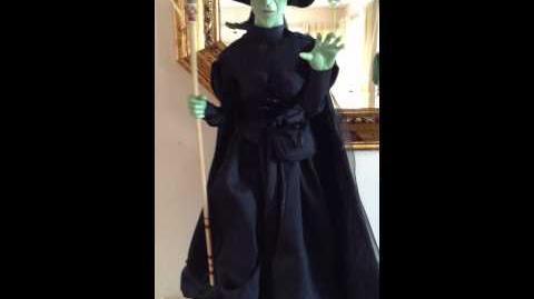 Gemmy Wizard Of Oz Wicked Witch Of The West