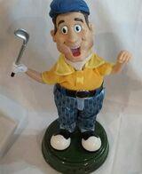 Booty Shaker Golfer