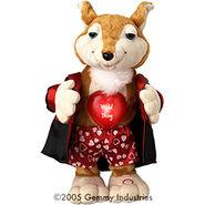 Flirty Flashers-Boy Fox