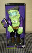 Freaky Geeks Frankenstein 1