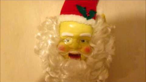 Gemmy - Santa Greeter (small version)