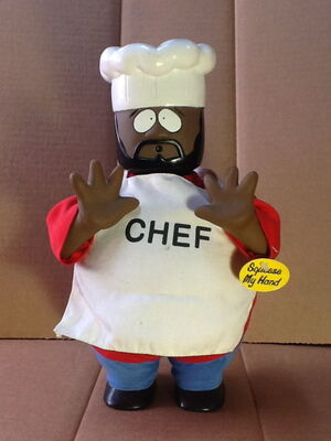 South park singing dancing chef
