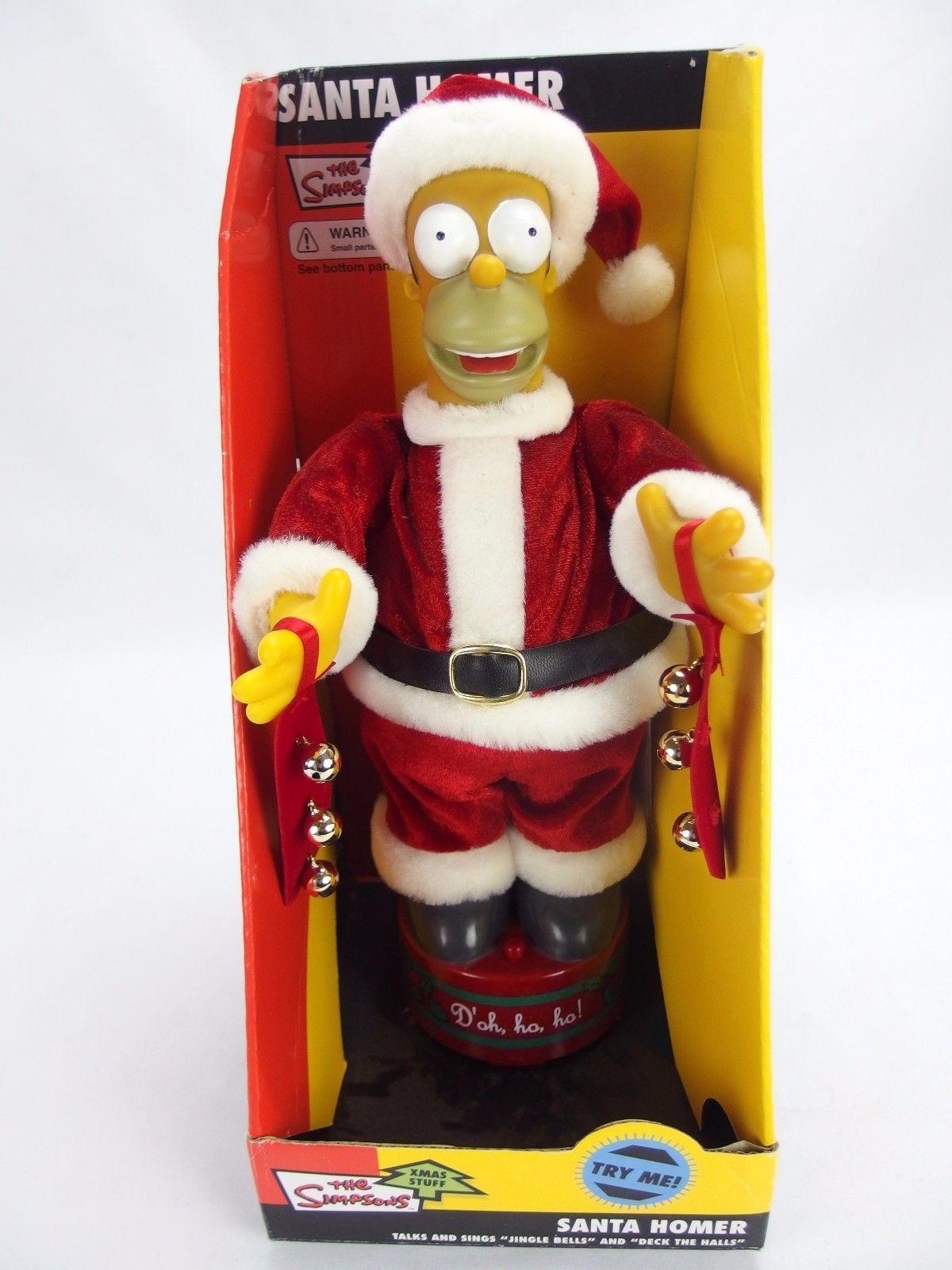 Animated Santa Homer | Gemmy Wiki | FANDOM powered by Wikia