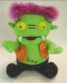 Gemmy dancing glitter monster