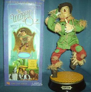 Gemmy wizard of oz scarecrow