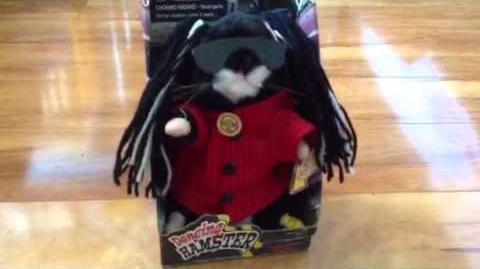 (Gemmy) Dancing Hamsters - Lowrider Shyler - Lowrider