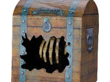 Treasure Chest Candy Bowl