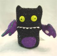 Gemmy dancing glitter bat