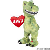 Twerking Valentines T-Rex