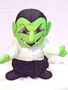 Gemmy Industries singing Halloween Vampire Count Dracula motion sensor plush