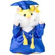 Mini Dancing Hamsters-Graduation
