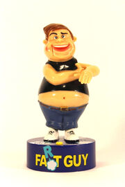 FART GUY - THE MUSICAL FARTING DOLL! GAG GIFT by GEMMY
