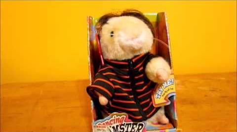 Peter Brady (Hamster)