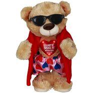 Flirty Flashers Bear with sunglasses