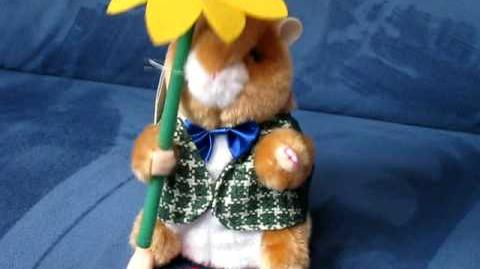 """Dancing Hamster Collection LOOBY """"Looby Loo"""""""