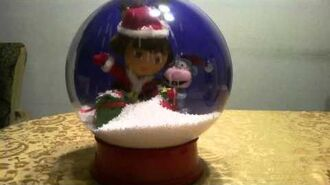 Dora The Explorer Snow Globe