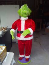 Life Size Grinch