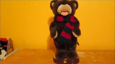 Gemmy - Holiday Animated Bear
