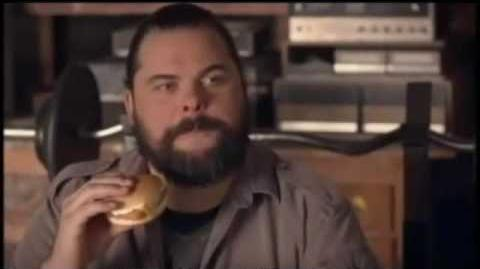 McDonalds Filet-O-Fish Singing Billy Bass Commercial