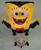 Gemmy inflatable spongebob flying vampire