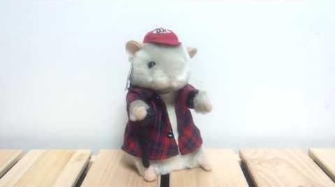 Gemmy2002 Dancing Hamster 「ROGER」