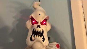 Gemmy Prototype Ghost Shaking Spirit