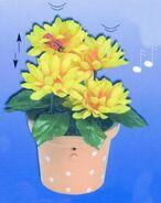 Beach Boogie Dancing Flowers