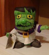 Frankenstein Animated Halloween by Gemmy Musical Dancing Ghouls, Sound Activated