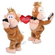 Dancing Valentine's Selfie Ape