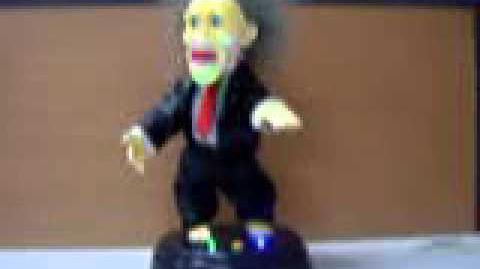 Gemmy Groovin Ghoulie- Ghoul (PROTOTYPE!!!)-0