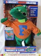 Florida gators university mascots collection